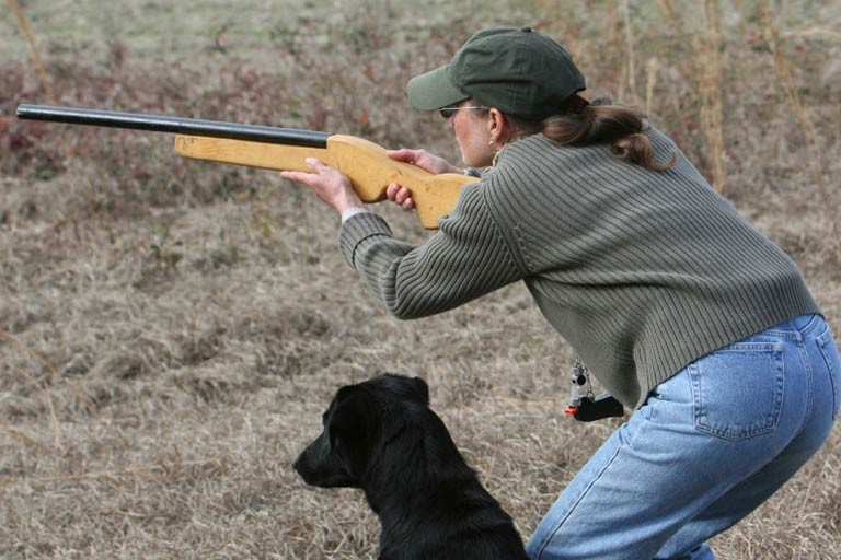 retriever hunting tests