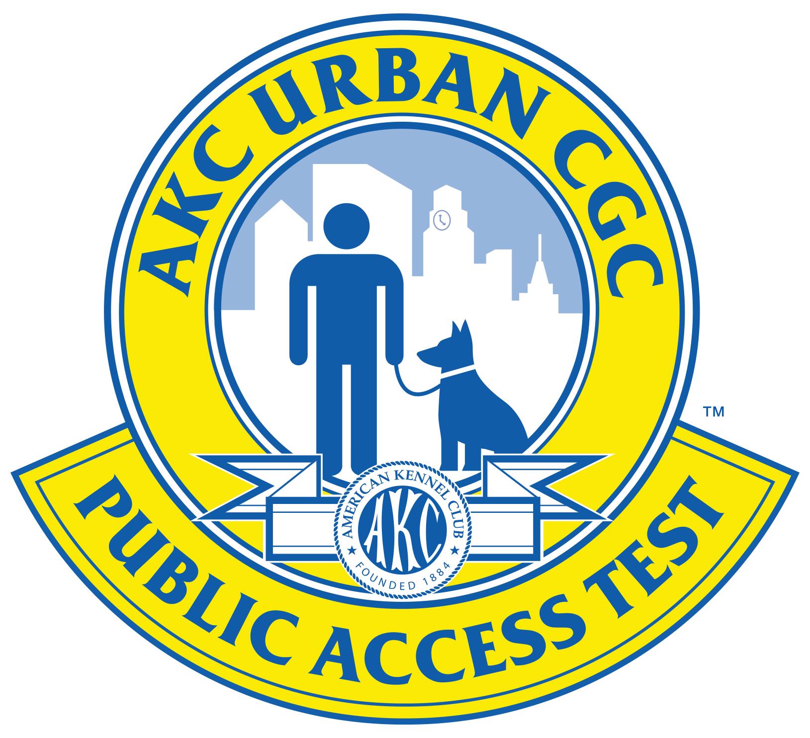 AKC-Urban-CGC-Public-Access-Test-Logo