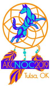 AKC NOC 2019 logo