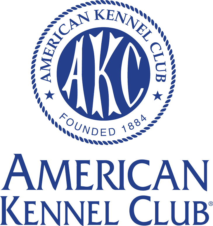 AKC Ribbon Logo Vertical