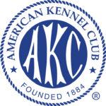 AKC Ribbon Logo Square