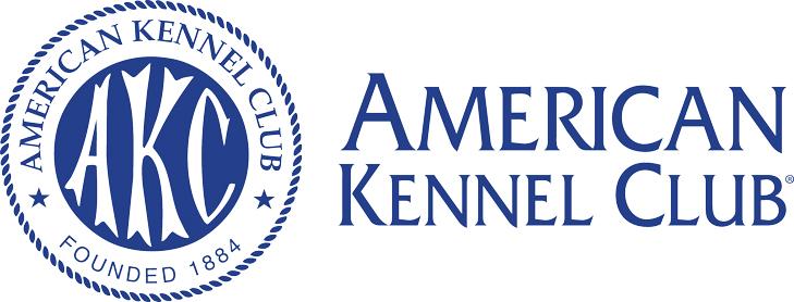 AKC Ribbon Logo Horizontal
