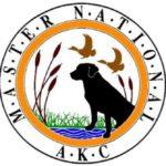 Master National Retriever Club Logo