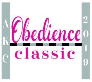 2018 Obedience Classic logo