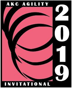 2019 AKC Agility Invitational logo