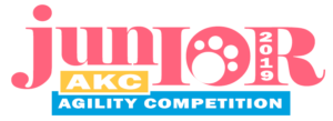 2019 Junior Agility Competition logo