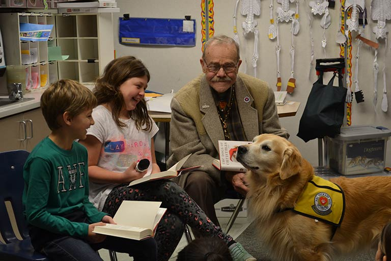 Therapy Dog Program American Kennel Club