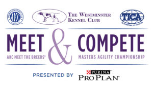 Meet & Compete logo
