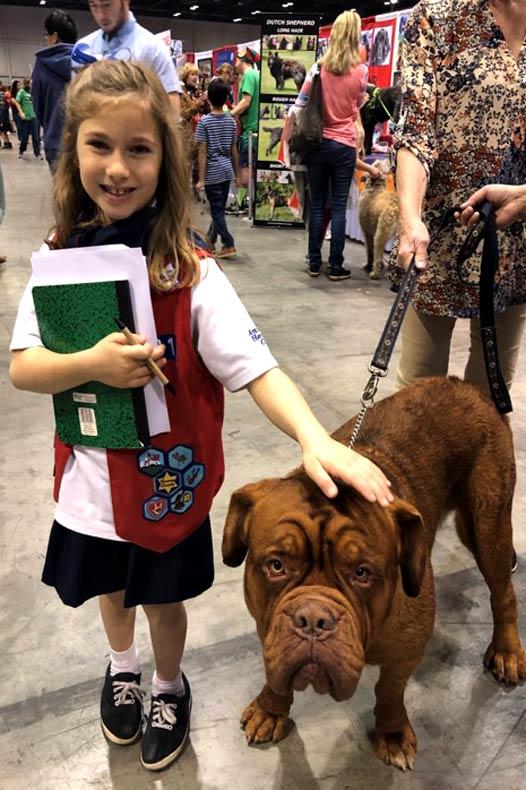 American Redbone Coonhound Association PATCH