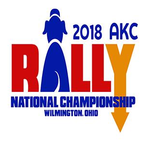 AKC Rally Logo Wilmington OH
