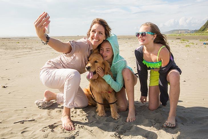 10 raças de cachorro ideais para famílias com crianças 3