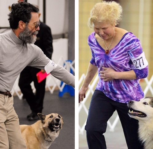 Two Akc Rally And Obedience Competitors Talk Juggling Both