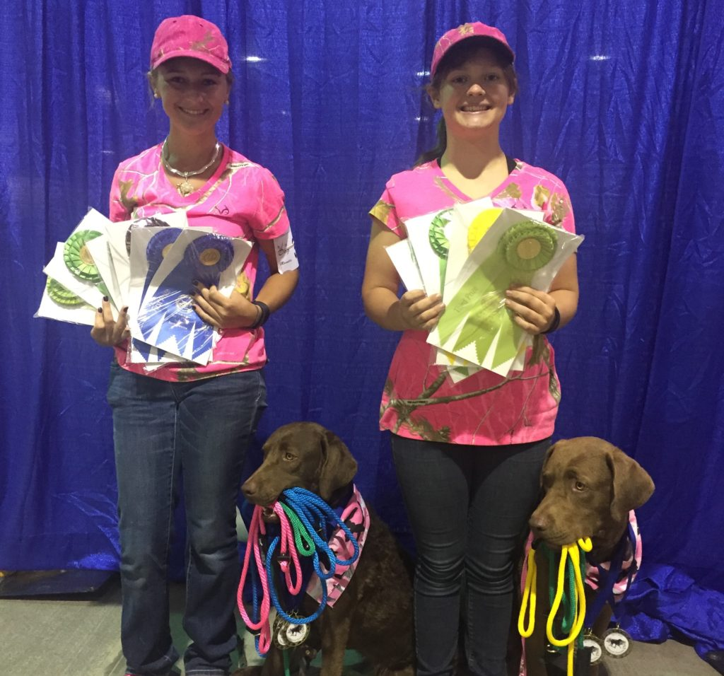 Junior AKC Rally National Championship