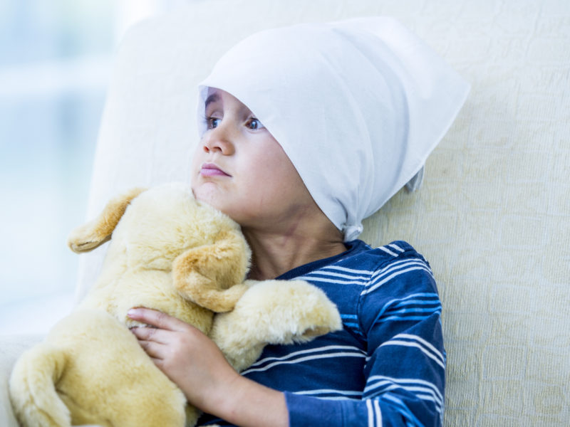 For Kids Too Sick to Visit Therapy Dogs, Pet Pen Pals