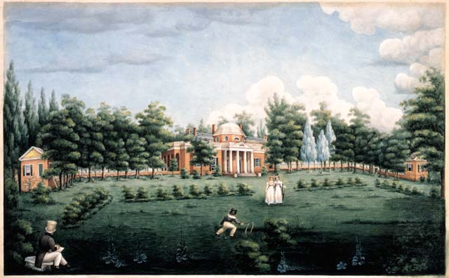 monticello painting