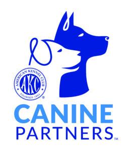 AKC Canine Partners TM Logo