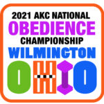 2021 AKC National Obedience Championship logo