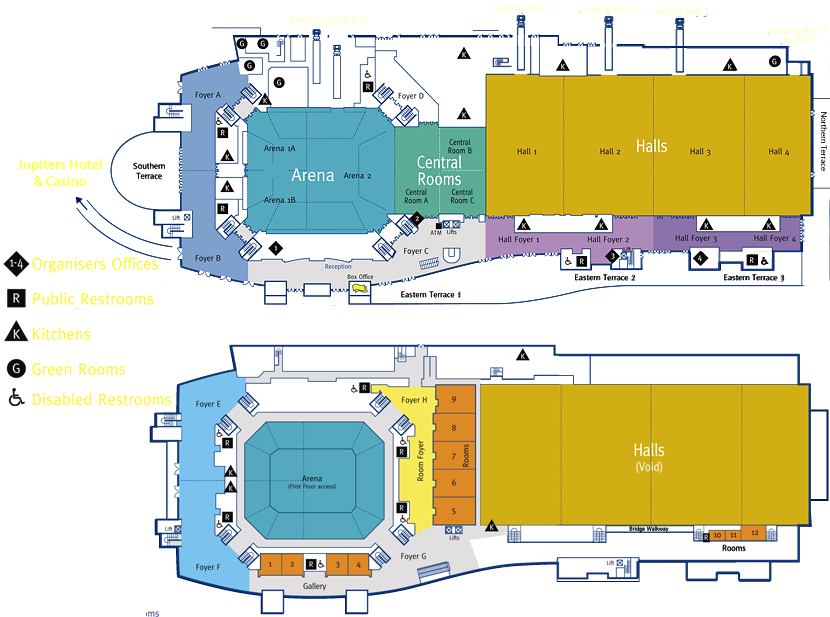 Gold coast convention centre floor plan meze blog for Floor plans gold coast