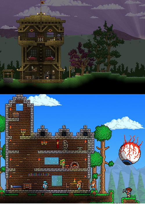 Influence Or Emulation: Starbound