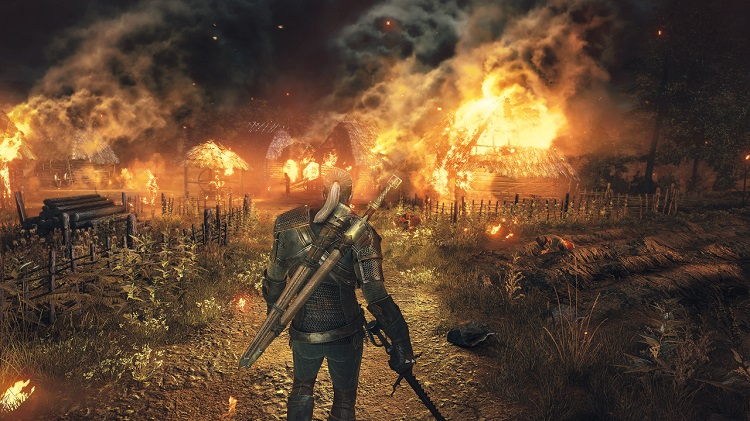 Witcher 3 Won't Port To Xbox 360, PS3