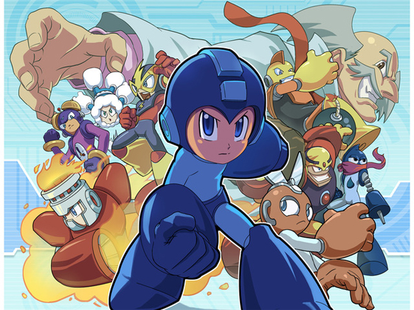 People Still Love You, Mega Man! Even If Capcom Doesn't