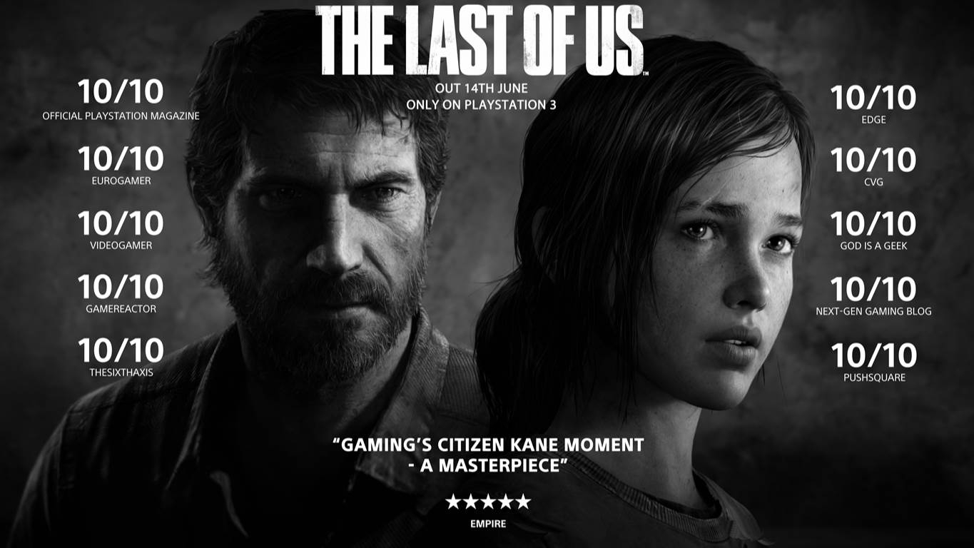 Last of Us Takes Almost Half of all D.I.C.E. 2014 Awards