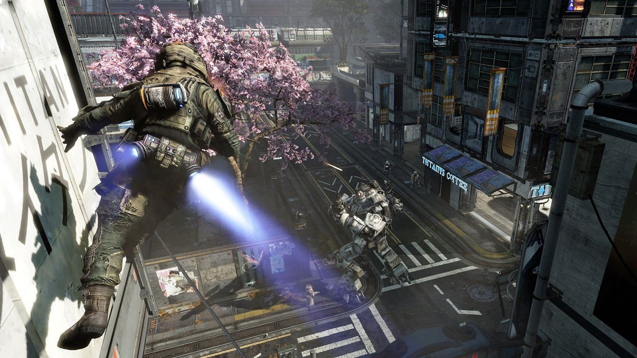 Titanfall: Respawn's Ambitious Futuristic Shooter – Preview