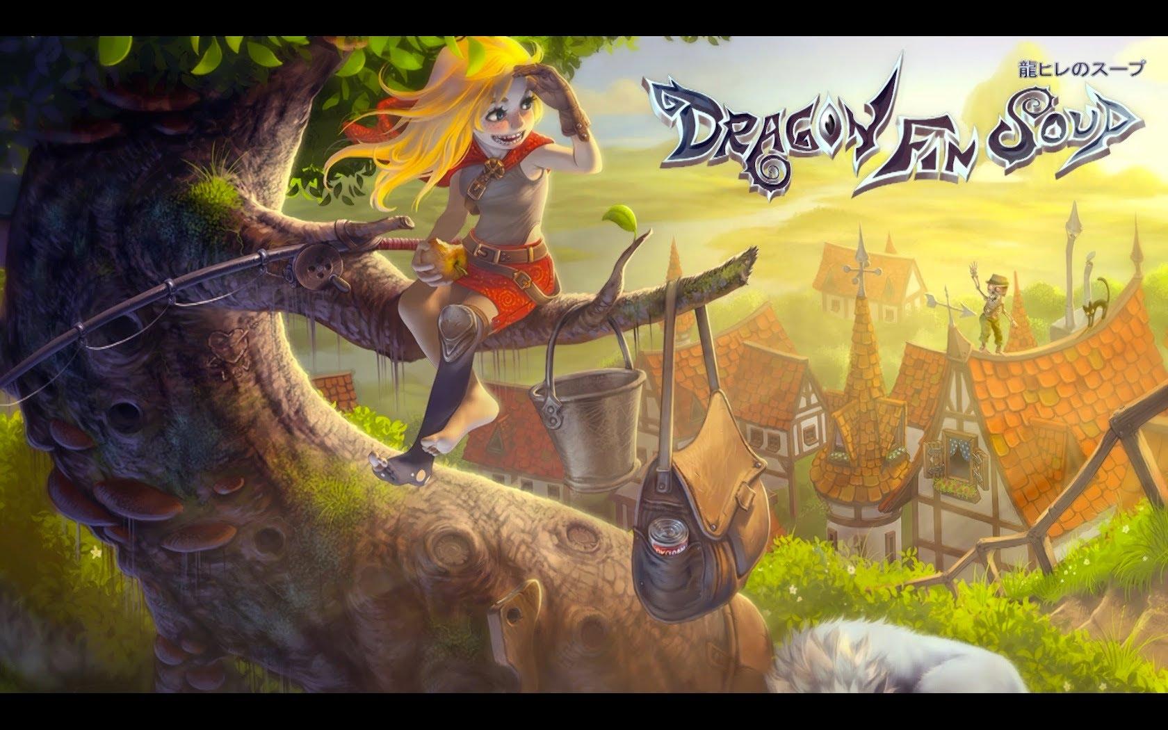 Kickstarter Spotlight: Dragon Fin Soup