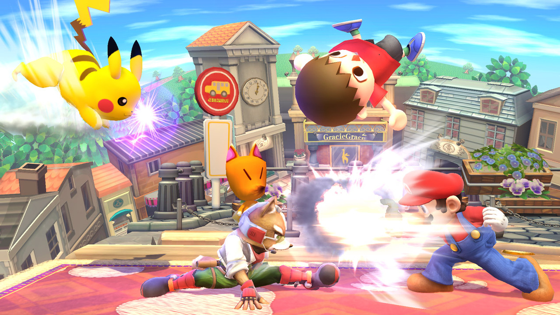 Nintendo Will Host A Smash Bros Tournament at E3