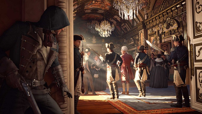 """Assassin's Creed: Unity"" Brings the French Revolution to Your Living Room"