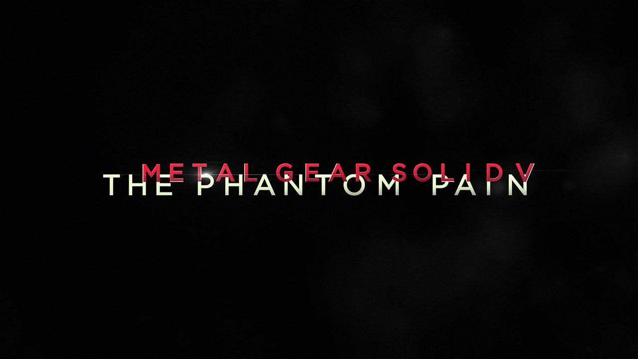 E3 Preview: Metal Gear Solid V