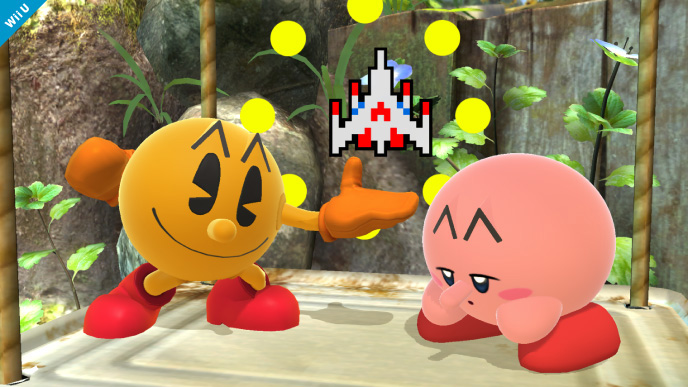 Pac-Man Joins The Super Smash Bros. Cast!