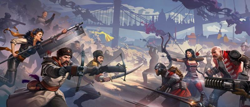E3 2014 First Impressions: Bethesda's Battlecry