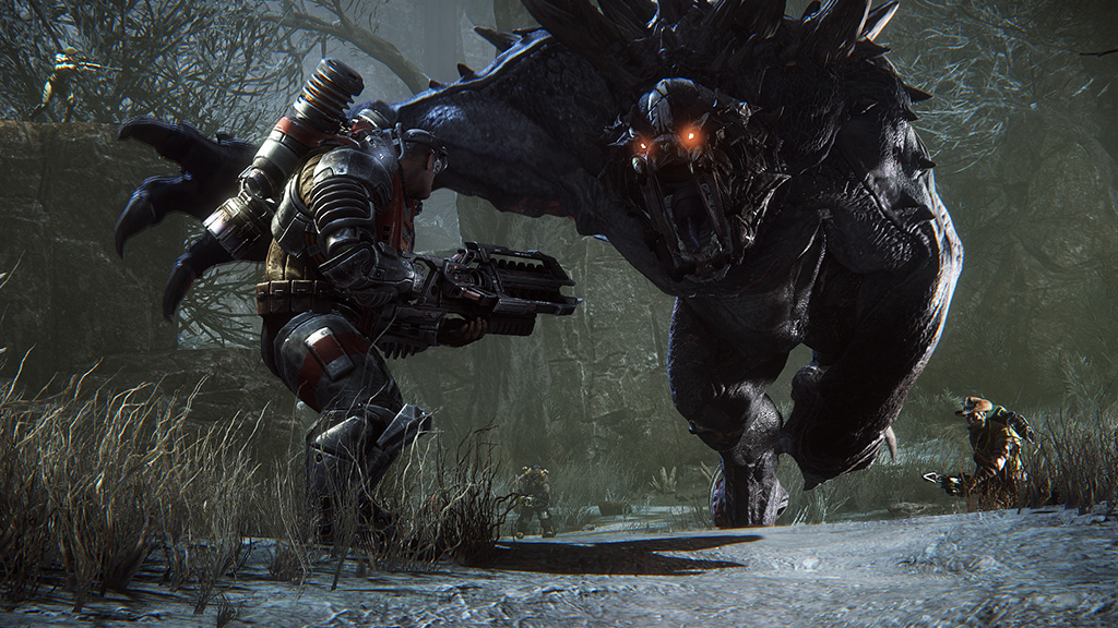 E3 2014 (Hands On)- Evolve