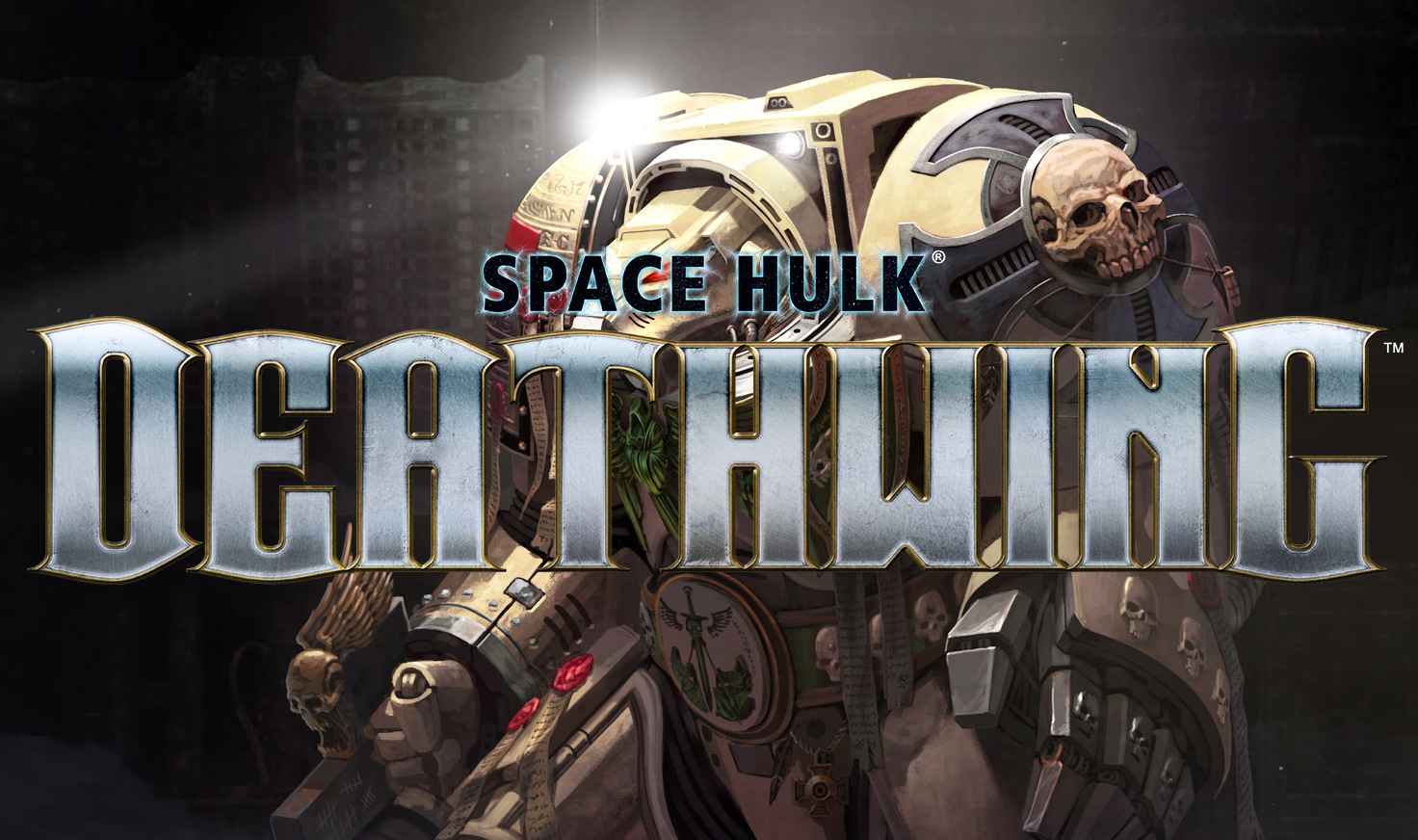 First Look- Space Hulk: Deathwing