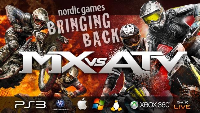 Hands On MX vs ATV at E3 2014