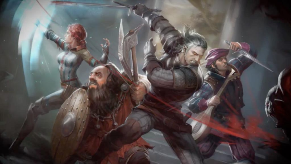 Hands-On Review: The Witcher Adventure Game