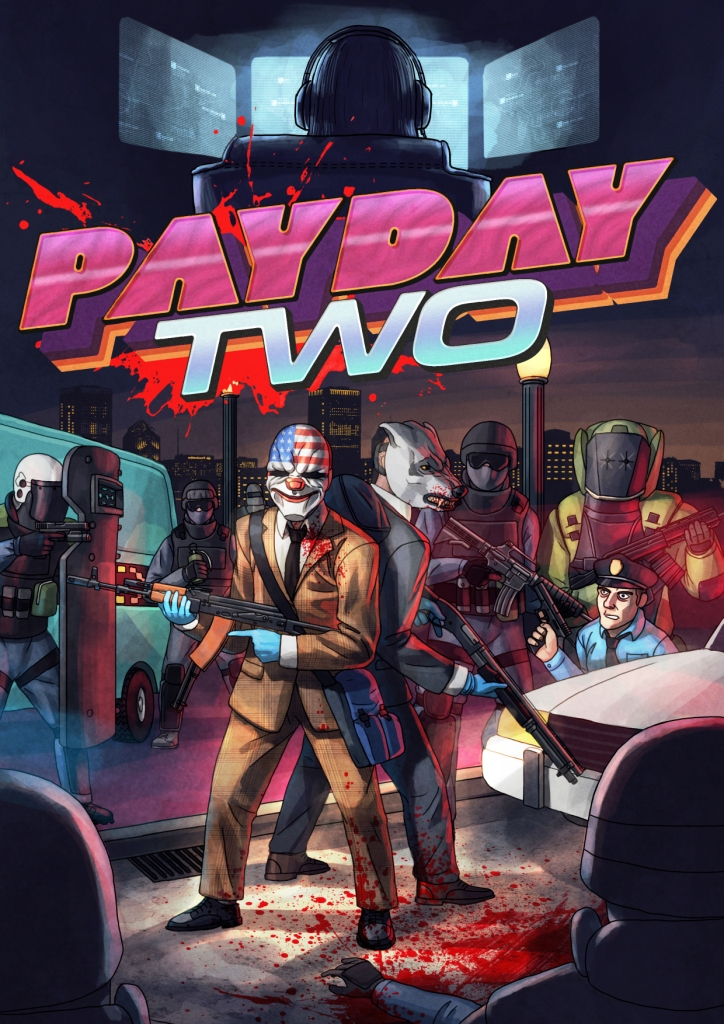 OVERKILL Announces 'Payday 2'/'Hotline Miami' Crossover