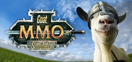 The Next Great MMO Is Here: 'Goat MMO Simulator'