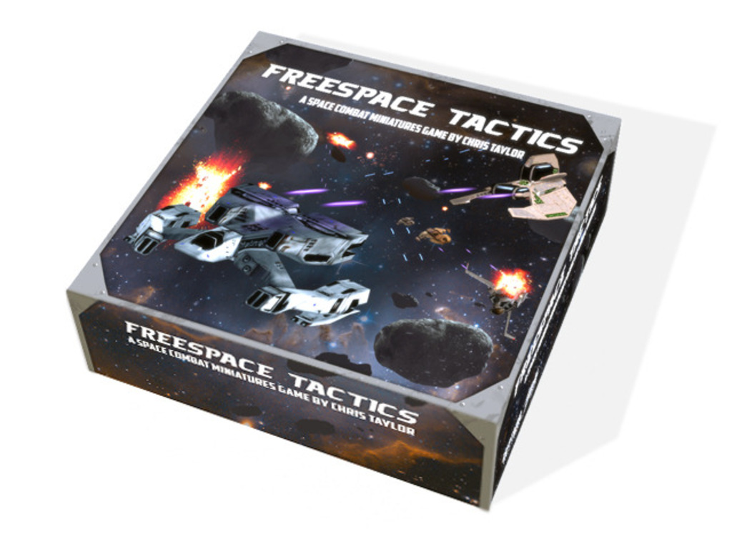 Bring The Great War To Your Tabletop In 'FreeSpace Tactics'