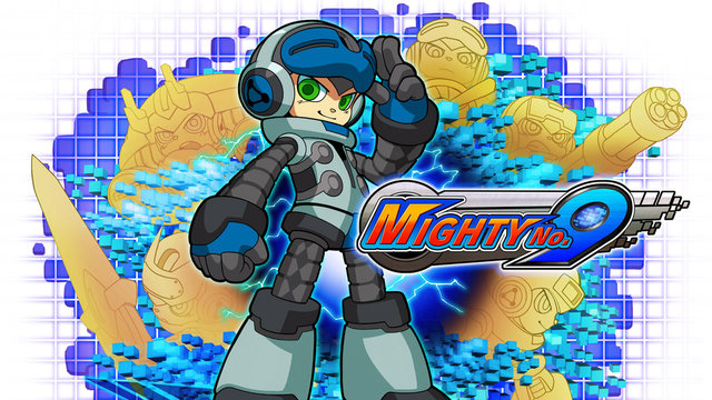Mighty No. 9 hopes to fill the void left by Capcom's massive hit series, Megaman