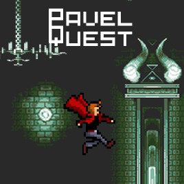 Pavel Quest offers a unique twist to the world of Indie running games