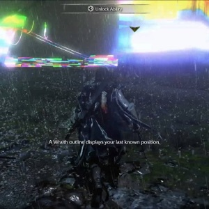 Shadow Of Mordor Neon Glitch 2