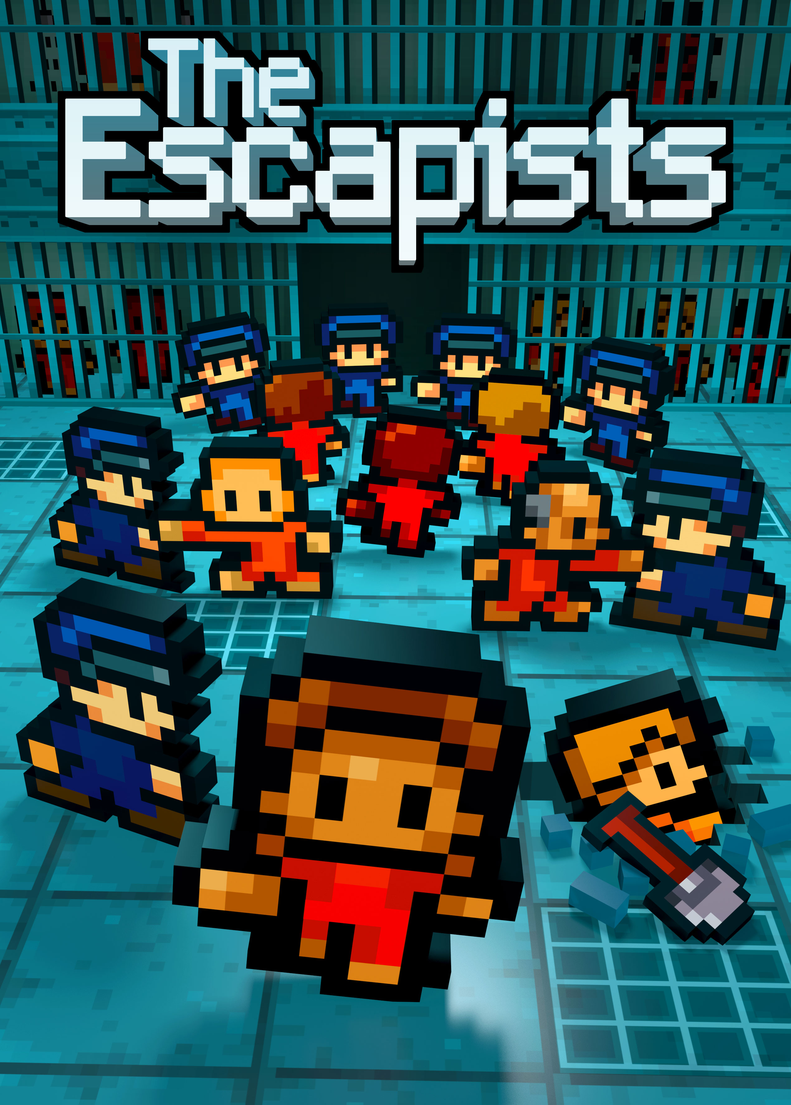 Get A Taste Of Prison Life In 'The Escapists'
