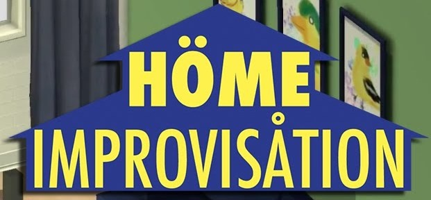 'Home Improvisation' Makes Building Ikea Furniture Feel Like A Field Day