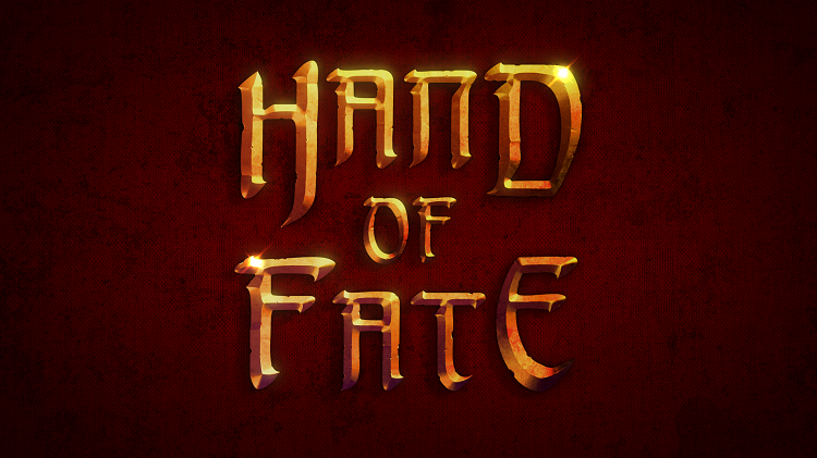 'Hand of Fate' seamlessly blends RPG and deck building TCG elements