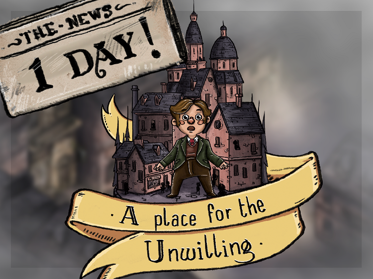 Unravel the mystery of a living city in 'A Place for the Unwilling'