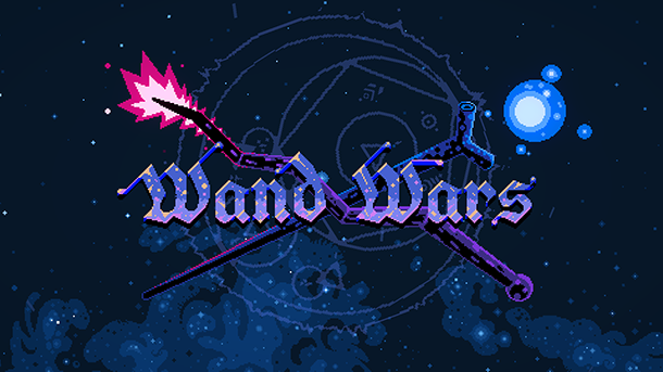 Sling spells and turn your friends into chickens in 'Wand Wars'