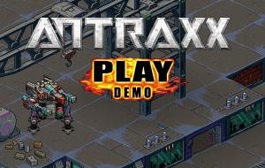 Antraxx Logo