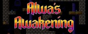 Alwa's Awakening Logo